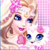 My Pet Cat Care : Fun Hair Salon & Makeover Games for Girls