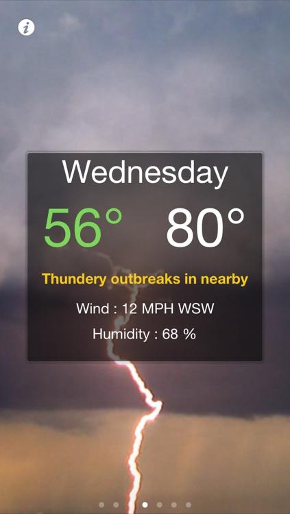 Weather Motion Free screenshot-3