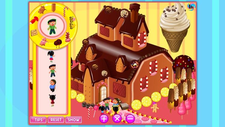 Candy Palace Design