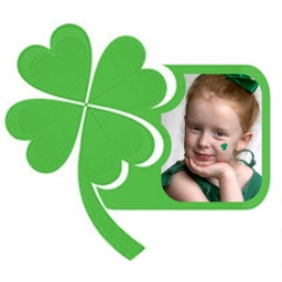 St. Patrick's Day Photo Frames
