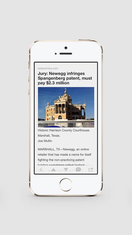 Hacker News Reader - Tech News, YC News, Top Stories screenshot-3