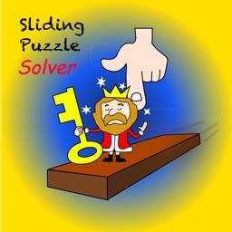 Sliding Puzzle Solver