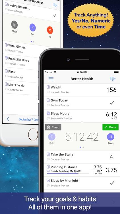 Daily Tracker - Habit & Goal