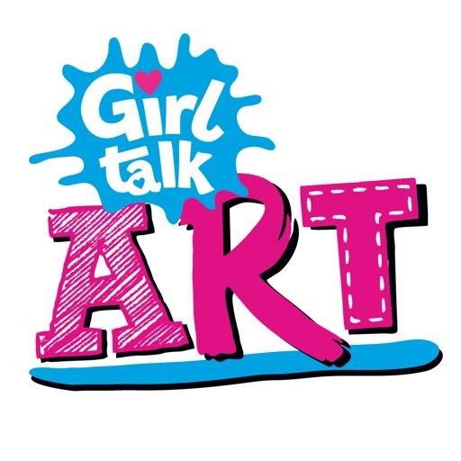 Girl Talk Art icon