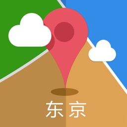 Tokyo Offline Map(offline map, subway map, GPS, tourist attractions information)