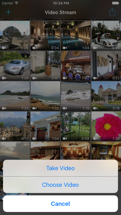 Video Stream For Icloud review screenshots