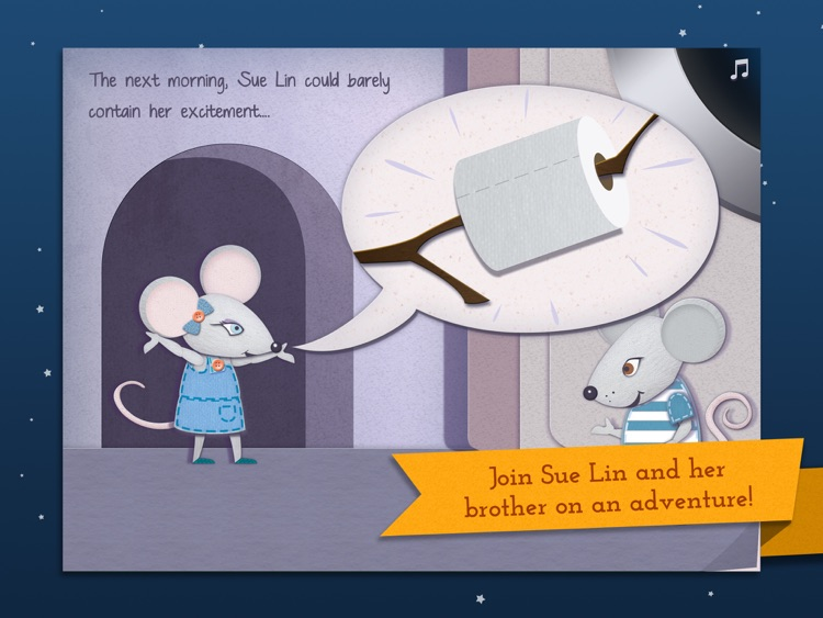 Sue Lin and the Great Marshmallow Tom Foolery screenshot-0