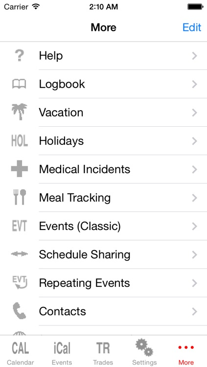 Scheduler screenshot-4