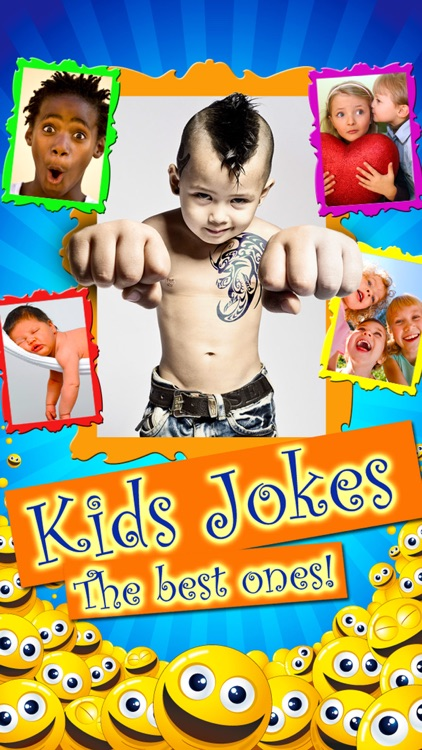 Kids Jokes - Funny Jokes For Children & Parents screenshot-0