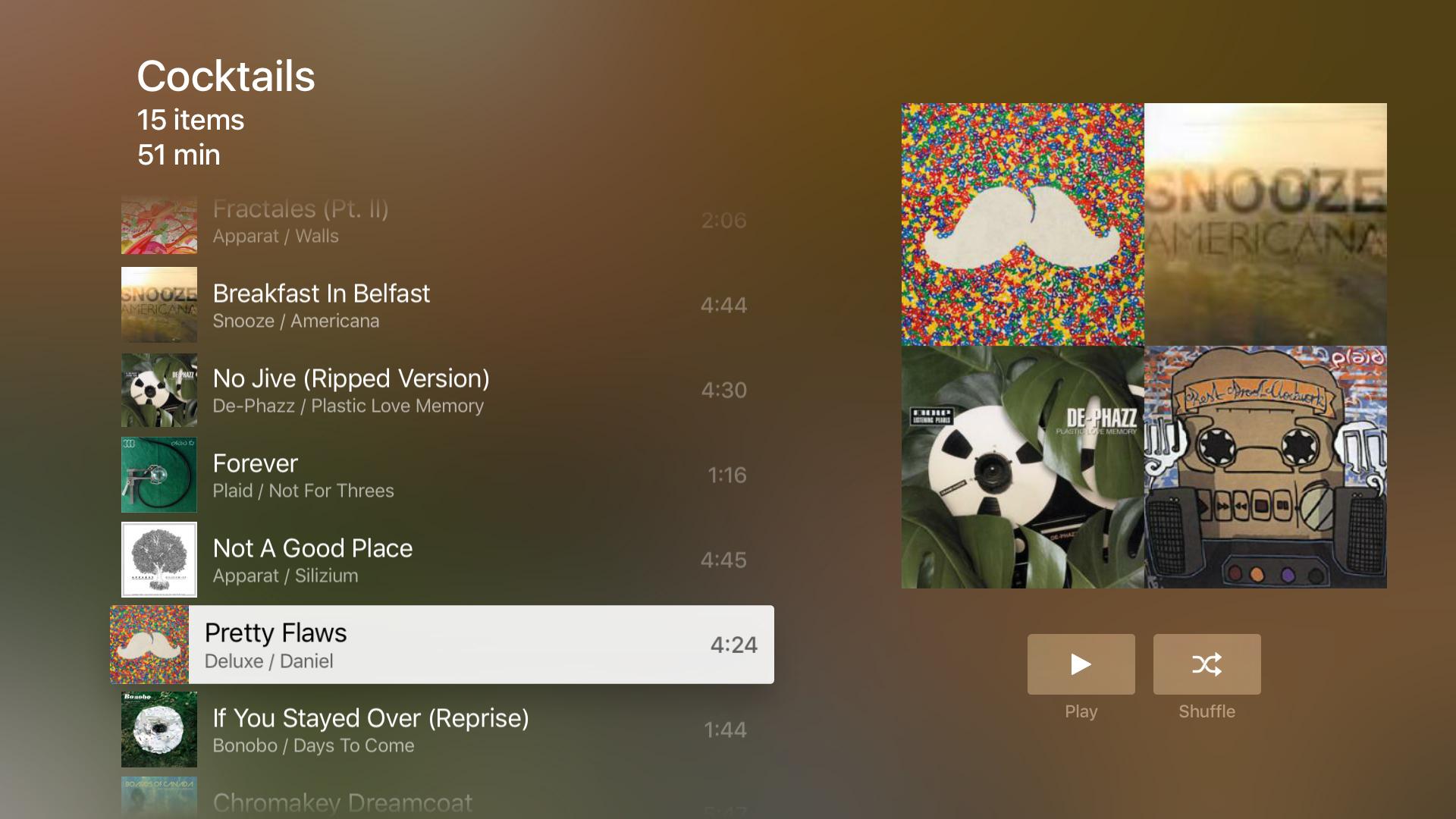 Plex: Movies, TV, Music + more screenshot 14
