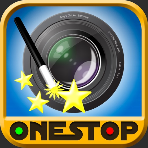 One Stop Photo Edit Free - The Best Tool to Add Effects to your Images and Share on Facebook, Instagram and Twitter