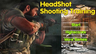 Headshot Training screenshot one