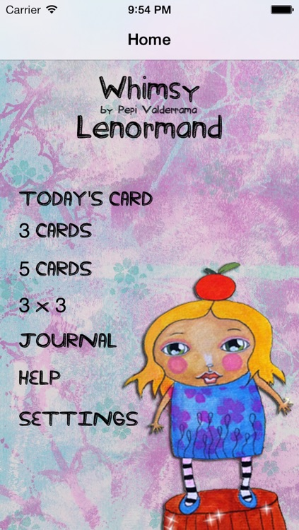 Whimsy Lenormand