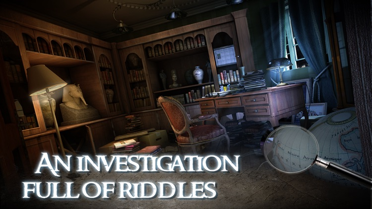 Haunted House Mysteries - A Hidden Object Adventure screenshot-4