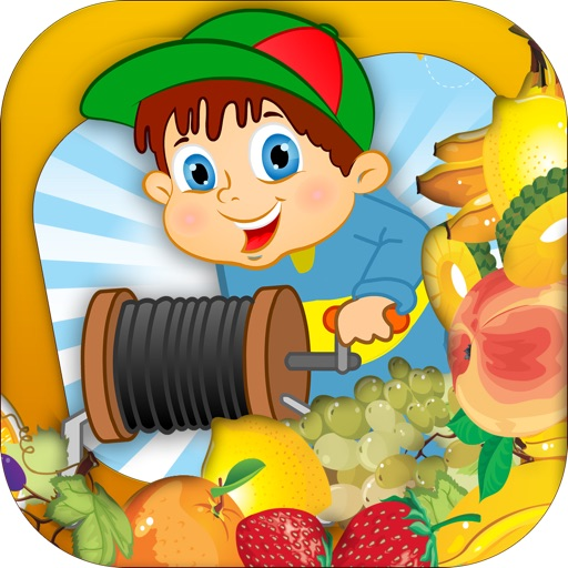 Sweet Fruit Collector - Speedy Grab and Pull Game for Kids Full