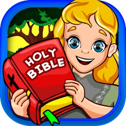 A Children's Bible Interactive Story Game - choose your stories quiz & kids episode word game for teens