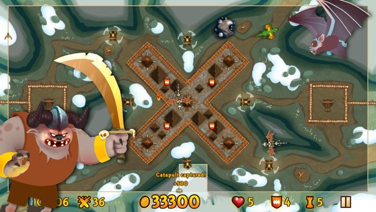 Line Knight Fortix screenshot-3