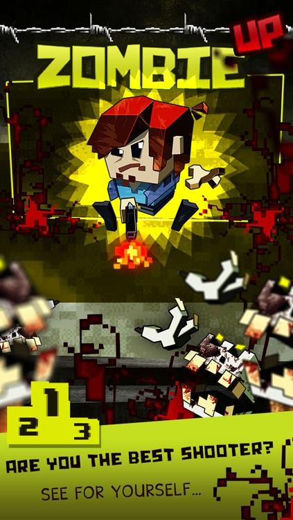 Zombie Up - Retro Shooter Combat screenshot-4