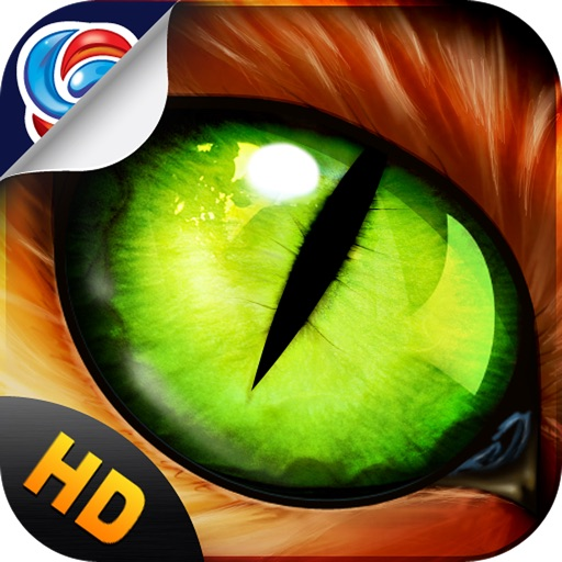 Mysteryville HD: hidden object investigation icon