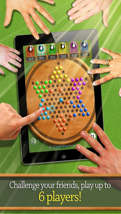 Touch Table Chinese Checkers screenshot-2