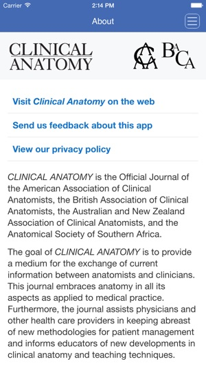 Clinical Anatomy On The App Store