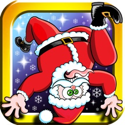 A Saving Santa Saga Cheeky Father Christmas Game - Free