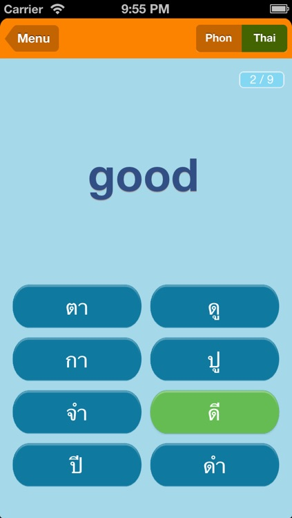 ITS4Thai - Learn to Read and Write Thai Language Script screenshot-3