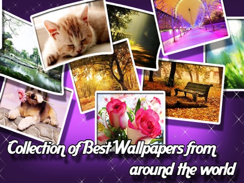 Cool & Retina Backgrounds Скриншоты8