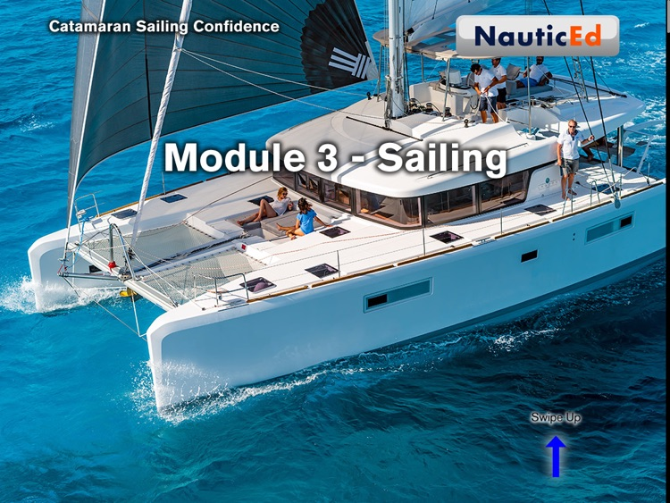 Catamaran Sailing Confidence screenshot-2