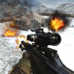 Counter shooter battlefield war