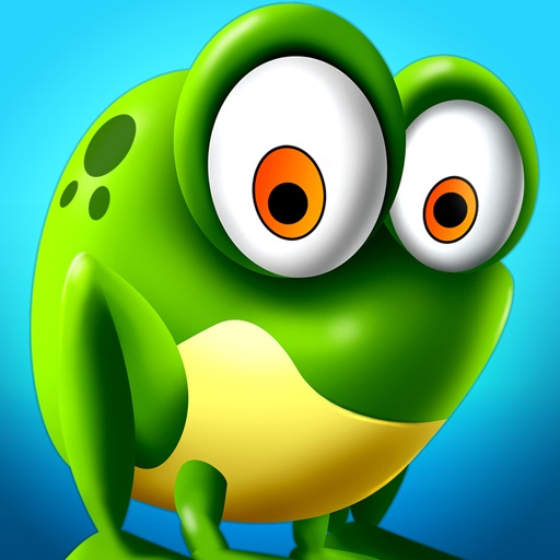 Frog Hop Run icon