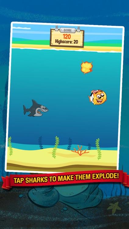 Ocean Soccer - Underwater Kick Ups Finger Football screenshot-3