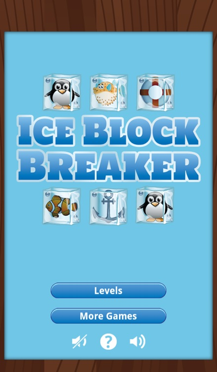 Ice Block Breaker Free - Cool Penguin Ice Theme Game That Is Fun To Play