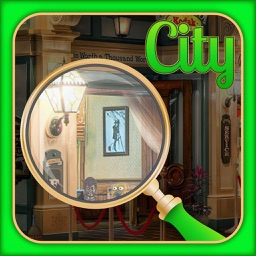 Mysterious City - Hidden Objects Fun