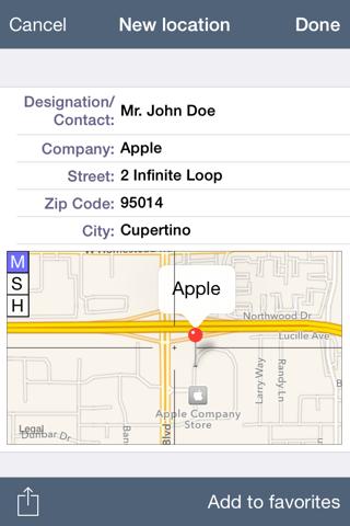 Screenshot of Driverslog Pro