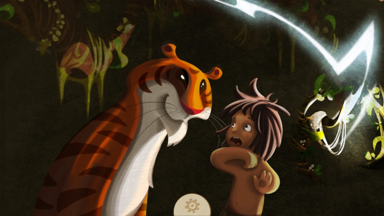 The Jungle Book - Story reading for Kids screenshot-3