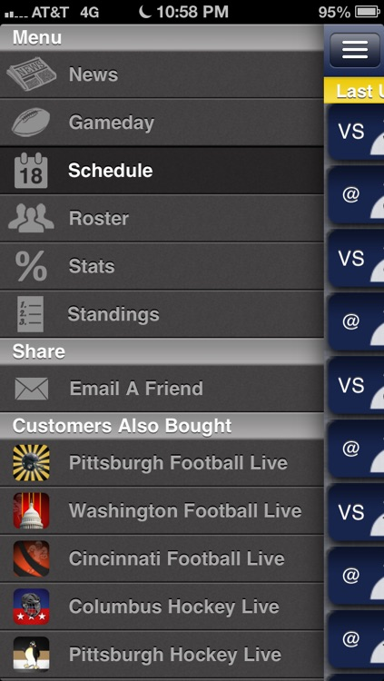 West Virginia Football Live