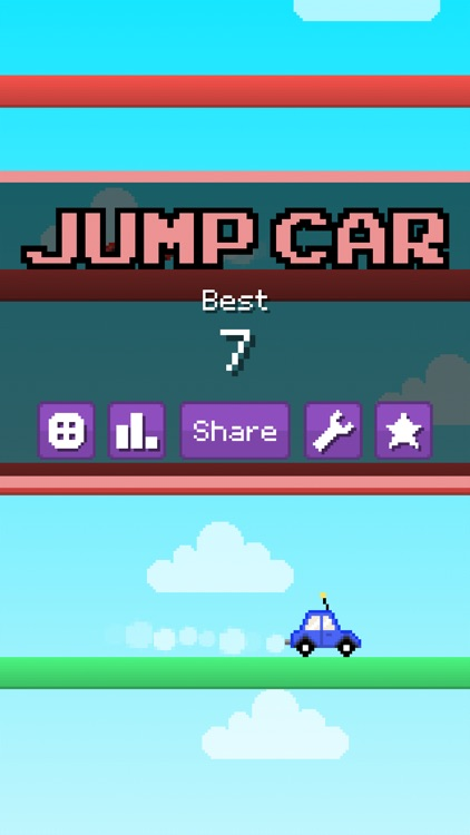 Jump Car screenshot-0