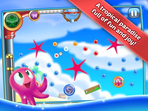 Pearl Pop - Casual Arcade Shooter Game for Kids, Boys and Girls-ipad-2