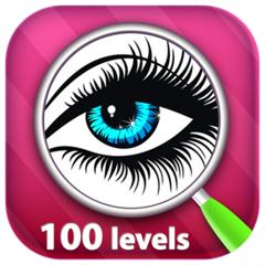 Trouver Différence 100 niveaux