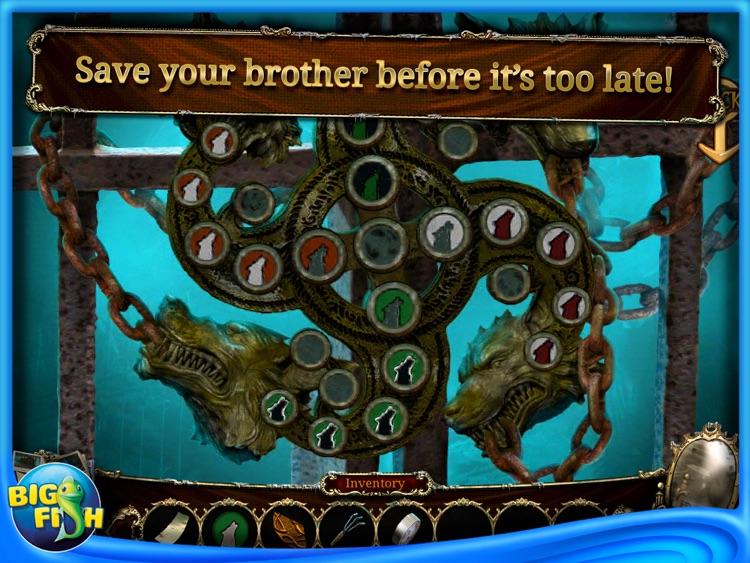 Tales of Terror: Crimson Dawn HD - A Hidden Object Adventure screenshot-3