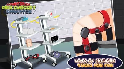 スタントレーサー手術シミュレータ - 少し外科医の仮想病院のケアゲームのスクリーンショット3