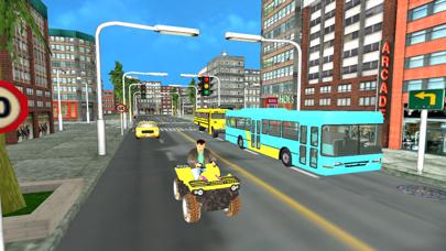 ATV Parking Simulator screenshot one