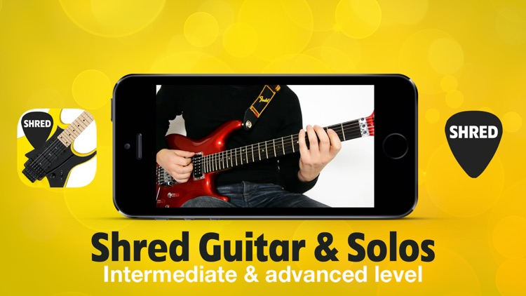 Shred Guitar & Solos HD Lite