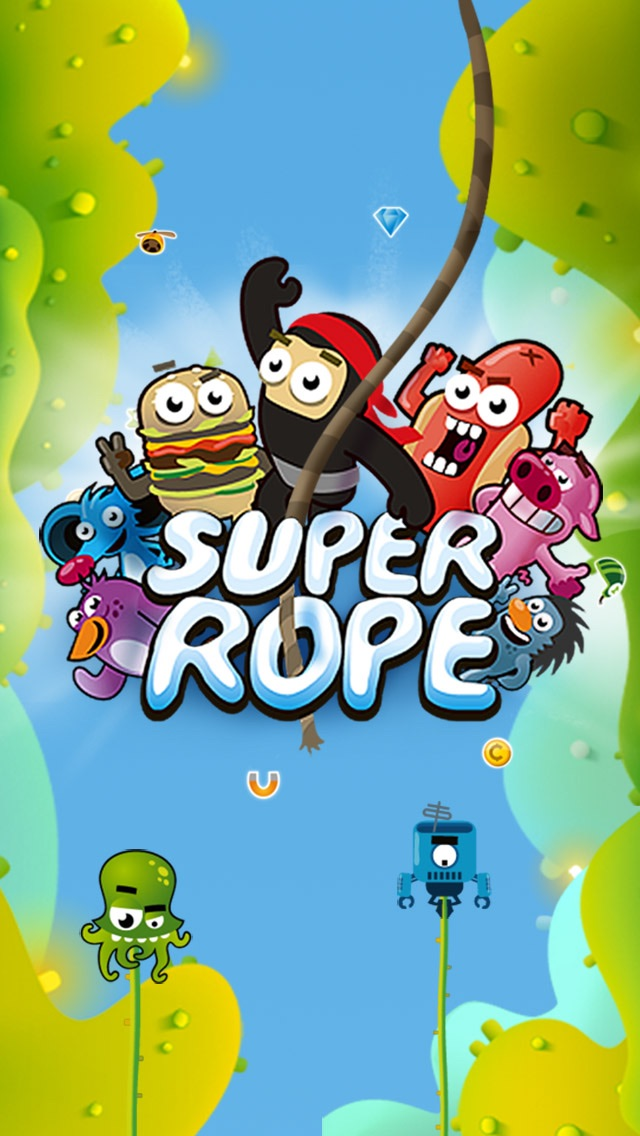 SuperRope Screenshot 1