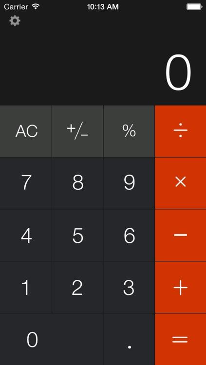 Calculator - for iPad