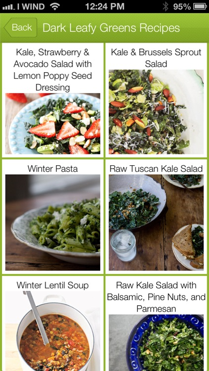 iNutrition: Guide To Healthy Foods, Nutrition & Diet screenshot-4