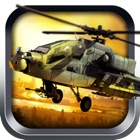 Helicopter 3D flight simulator icon