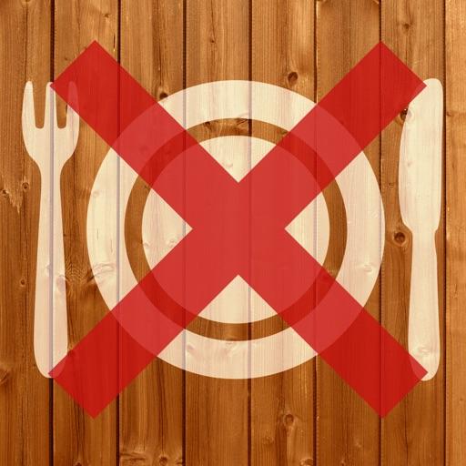 食欲減退!ダイエット推進アプリ!!行列のできないレストラン
