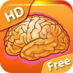 Brain Trainer HD Free - Games for development of the brain: memory, perception, reaction and other intellectual abilities